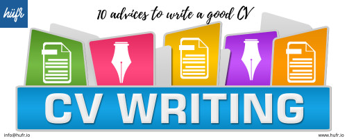 10 Advices To Write A Good CV