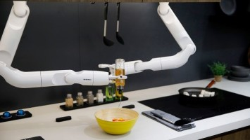 Can robots and AI replace Chefs?