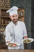 Tôi muốn trở thành một Đầu Bếp, tôi nên bắt đầu từ đâu?