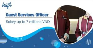 Guest Services Officer