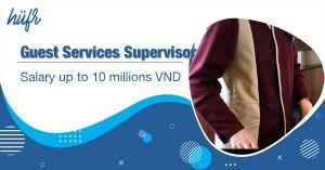 Guest Services Supervisor
